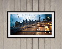 Fotografia di New York Brooklyn Bridge stampa di ArchiPhoto, €24.00