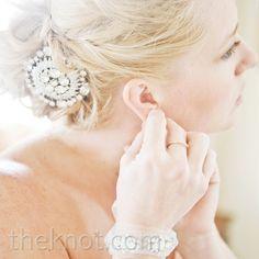 heirloom hair clip