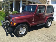 Car brand auctioned:Jeep Wrangler Sahara Sport Utility 2-Door 2001 Car model jeep wrangler sahara super low miles only 18 000 miles rare Check more at http://auctioncars.online/product/car-brand-auctionedjeep-wrangler-sahara-sport-utility-2-door-2001-car-model-jeep-wrangler-sahara-super-low-miles-only-18-000-miles-rare-2/