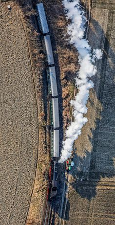 This is a great bird's-eye view of an old steamer...