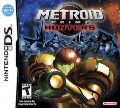 Metroid Prime Hunters (Video Game)By Nintendo Nintendo Ds, Super Nintendo, Nintendo Games, Metroid Prime 2, Wi Fi, Consoles, Playstation, Xl Models, Ever After High Games