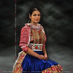 Songs of the East Folk Costume, Costumes, Folk Clothing, Folk Embroidery, Ethnic Dress, Pictures To Paint, Saree, People, Inspiration