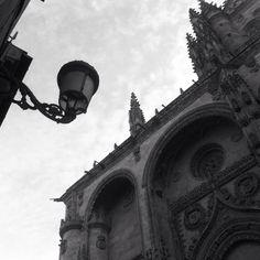 Catedral de Salamanca en España