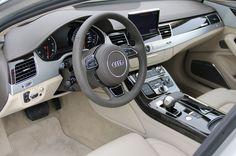 Audi A8 2015 Dashboard