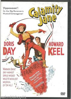 Calamity Jane DVD 2005 Doris Day Director David Butler | eBay