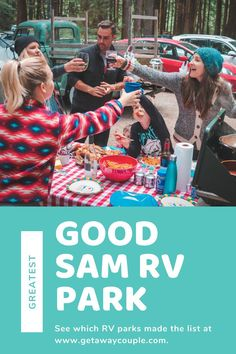 Good Sam Club gets you 10% off nightly stays but with too many campgrounds to choose from, we put a list of the 10 best Good Sam RV parks. #goodsamclub #goodsam #rvclubs #getawaycouple Travel Trailer Living, Rv Travel, Camping Resort, Go Camping, Las Vegas Rv, Living On The Road, Rv Living, Rv Clubs, Best Rv Parks