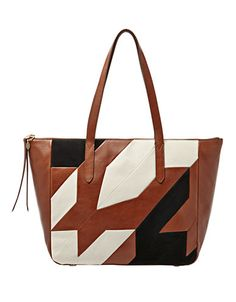 Big A** Purse from Fossil | Cabas Sydney at The Bay $108.29 (JAN-2015, sold out)
