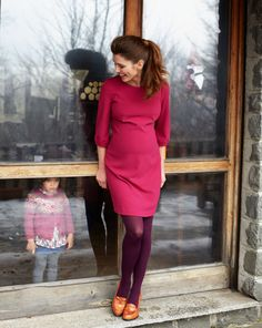 Fall/Winter 2012 Mamma Collection - Look 01
