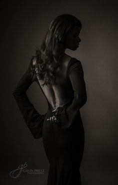 Natasha by Gavin Prest on Most Popular People, Dark Places, Portrait Photography, Ruffle Blouse, Silhouette, Inspiration, Shadows, Image, Beautiful