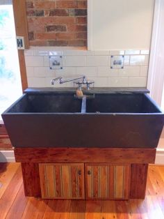 Great Beautiful Restored Antique Soapstone Sink