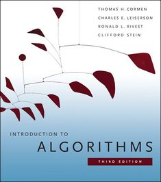 Best Books to Learn Algorithms and Data Structure