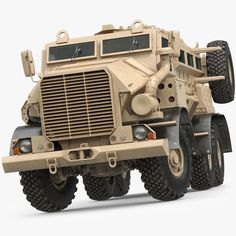 Truck Military Sand Casspir Mk 6 Model available on Turbo Squid, the world's leading provider of digital models for visualization, films, television, and games. Models For Sale, Armored Vehicles, Military Vehicles, Monster Trucks, Survival, Army, 3d, Gi Joe, Military