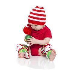 Christmas Gift Leg Warmers