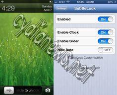 CydiaNews SubtleLock 2.0 2