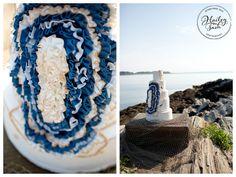 Nautical Maine wedding inspired shoot