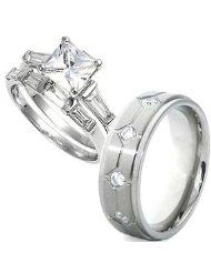 Woow very beautiful!! I want to have this one! >> Lab created diamond rings --> http://labcreateddiamondrings.org/cz-wedding-sets.html