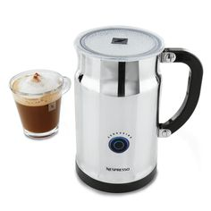 """Is it worth it? Considering ditching our """"regular"""" coffee maker for a stovetop or something like th Nespresso """"Aeroccino"""" Plus   Bloomingdale's"""