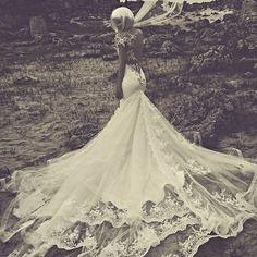 Wow! gorgeous! Julia Kontogruni 2015 Wedding Dresses