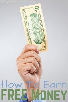 Want to know how to earn free money? Thanks to technology anyone can start earning free money! Learn the way of earning free money the legit way with these resources.