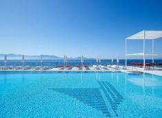 Kristallklares Wasser soweit das Auge reicht: 7 Tage im 4-Sterne Panorama-Hotel auf Kos mit Juniorsuite, Halbpension, Flug + Zug zum Flug ab 536 € - Urlaubsheld | Dein Urlaubsportal