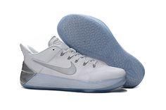 0462764ad84 Cheap Wholesale Kobe12XII White Silver-www.gettofetch.com New Jordans  Shoes