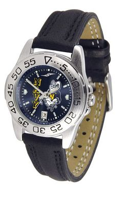 Navy Midshipmen Womens Anochrome Sports Watch