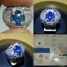 Indah Mulia Gems: Similiar to Royal Blue Srilanka