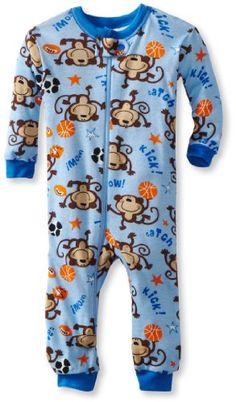 Gerber Baby-Boys Infant 1 Piece Unionsuit Monkey « Clothing Impulse