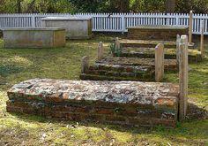 Locust Grove Cemetery, outside St Francisville, LA