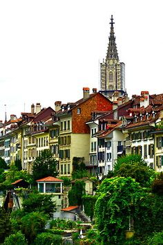Bern ~ Switzerland. Our tips for 25 fun things to do in Switzerland: http://www.europealacarte.co.uk/blog/2012/02/13/what-to-do-in-switzerland/