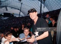 Klaus Meine 'Scorpions', 'Michael Jackson;& Friends'- Benefiz-Konzert, München,;Olympiastadion,