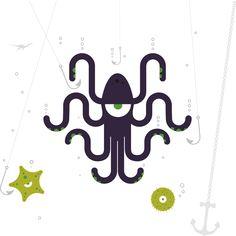 Barcamp Omaha Squid