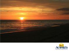 #infoacapulco Visita pie de la cuesta. INFORMACIÓN SOBRE ACAPULCO.Pie de la Cuesta se caracteriza por sus espectaculares puestas de sol. Situada a 10 kilómetros al noroeste de Acapulco por la carretera a Zihuatanejo, es la playa ideal para caminatas románticas, paseos en cuatrimotos y a caballo por la orilla del mar. Sus múltiples restaurantes ofrecen deliciosos platillos de mariscos que enamorarán a tu paladar. Ven a disfrutar de las bellezas de Acapulco. www.fidetur.guerrero.gob.mx