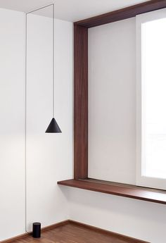 Buy online String light - cone head By flos, led pendant lamp design Michael Anastassiades, home collection - pendant Collection Interior Lighting, Modern Lighting, Lighting Design, Contemporary Pendant Lights, Lighting Ideas, Room Interior, Modern Contemporary, Luminaire Design, Lamp Design