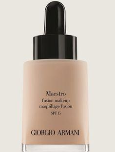Armani Beauty: Maestro Fusion Foundation