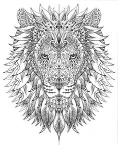 Raja of the Jungle by BioWorkZ , via Behance
