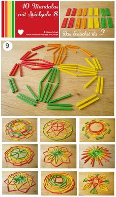 Maths Display, Kindergarten Design, Designer Toys, Puzzles, School, Gifts, Arts And Crafts, Mandalas, Amigurumi