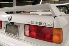 1990 BMW Hartge H26 Cabriolet #BMW #ClassicCars #Cabriolet