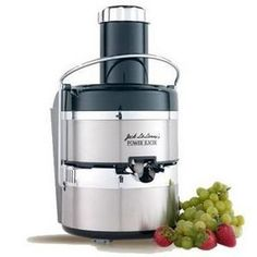 A healthy breakfast is an absolute must. This $115 Jack Lalanne Power Juicer Deluxe is on our list