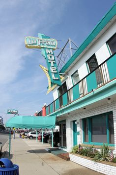 Lu Fran Motel in Wildwood, New Jersey/was my first ever trip to the shore.