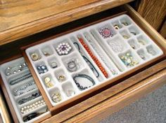 Axis 2721 Stack 'em 26-Compartment Catch-All Jewelry Organizer