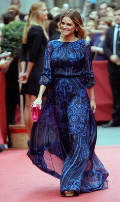 El Vestido Vaporoso de Amaia Salamanca