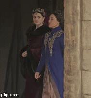 "Halime Sultan & Safiye Sultan - Magnificent Century: Kösem - ""The Die is Cast! (Ok Yaydan Cikti!)"" Season 1, Episode 14"