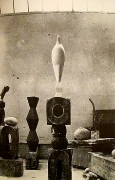 RAILROAD MARKET // Inspiration // Displays & shapes // Brancusi
