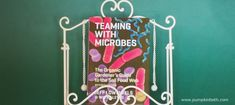 Book Review - Teaming with Microbes - Pumpkin Beth Gardening Books, Book Reviews, Pumpkin, Neon Signs, Gift Ideas, Christmas, Top, Yule, Buttercup Squash