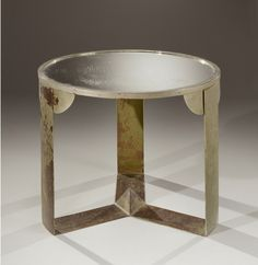 View Table basse moderniste circulaire by Louis Sognot on artnet. Browse upcoming and past auction lots by Louis Sognot. Chicago Beach, Art Nouveau, Art Deco, Minimalist Home Decor, Accent Pieces, A Table, Furniture Design, Sweet Home, Interior Design