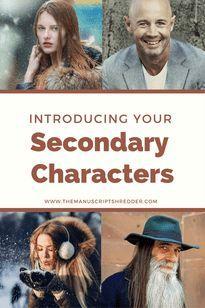Writing Secondary Characters-www.themanuscriptshredder.com