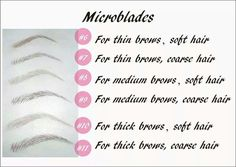 Microblade Eyebrows, Brow Microblading, Eyebrows Cejas, Makeup Eyebrows, Embroidery Eyebrow, Perfect Brows Microblading