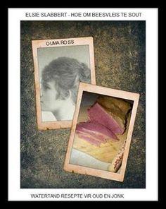 UIT OUMA SE KOMBUIS Polaroid Film, Frame, Picture Frame, Frames