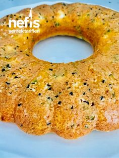 Salted Cake with Cheese - Yummy Recipes - Güldeniz's Cuisine - Food Pin 🍔 Frozen Vegetables, Frozen Yogurt, Cookie Recipes, Tart, Yummy Food, Delicious Recipes, Cheesecake, Dinner Recipes, Cookies